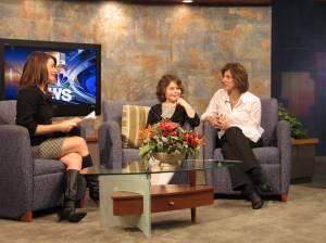Promoting EHH on WKYC News